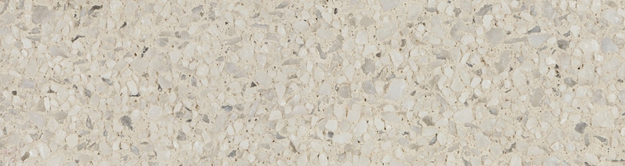 Swatch of Crystal exposed aggregate concrete