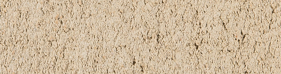 Swatch of liquid limestone in natural colour