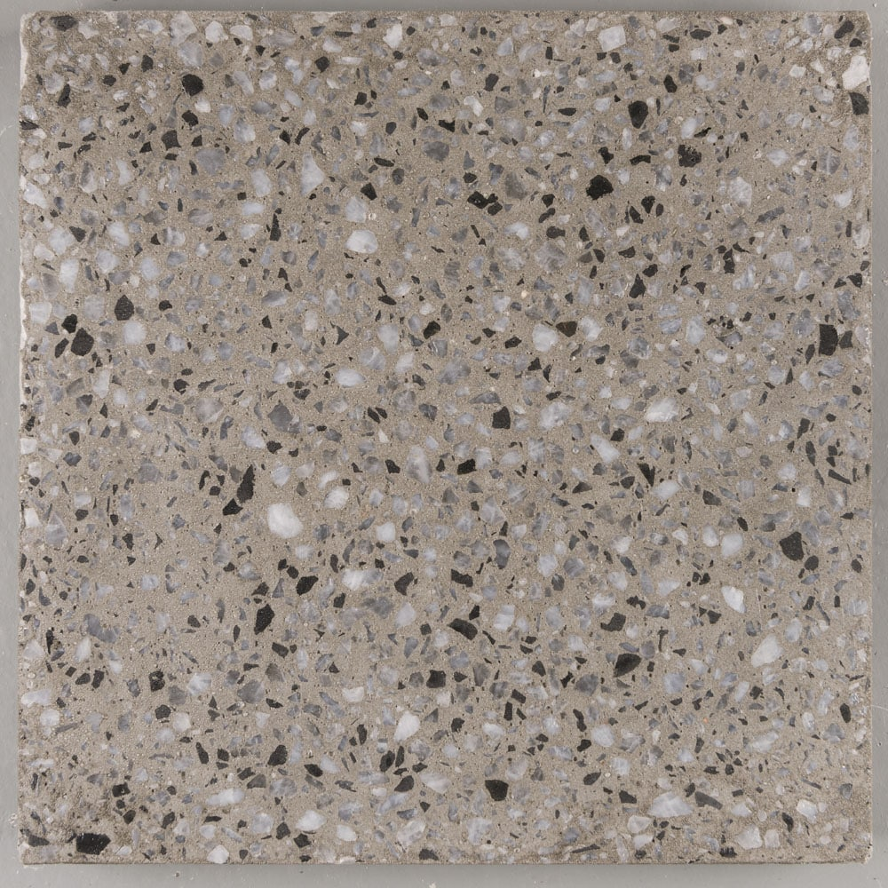Swatch of Night Sky honed concrete
