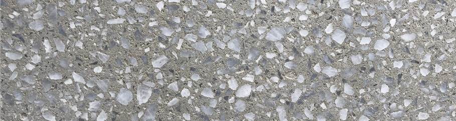 Swatch of Pewter honed concrete